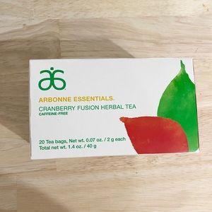 ISO: Arbonne cranberry fusion